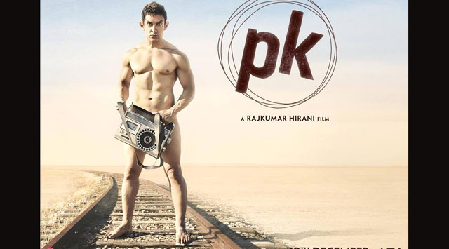 The PK poster.