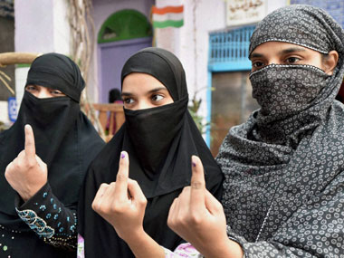 Muslims constitute 3.84 crore of the population in UP, which is almost 19 percent of the total population of the state. PTI