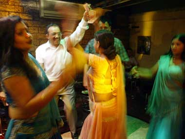 Jharkhand cops taking murder convict to hospital caught partying in