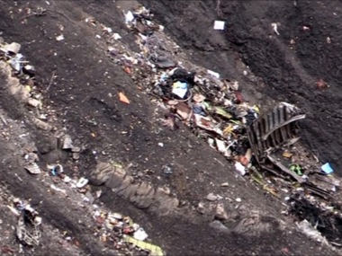 GERMANWINGS CRASH: Officials hope for clues from damaged voice.