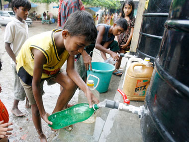 Global demand for water to overtake its supply by 2050 thumbnail