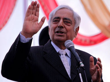 Mufti Mohammed Sayeed. AFP