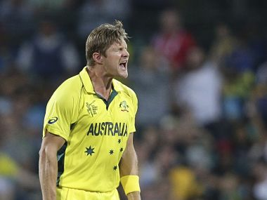 File picture of Shane Watson. AP
