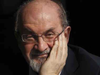 Salman Rushdie in a file photo. Reuters
