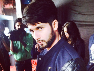 not rumours after all shahid kapoor confirms december