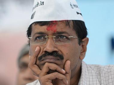 Arvind Kejriwal. AFP
