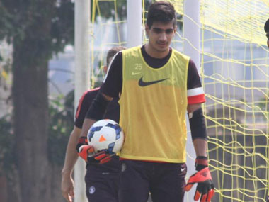 ebc89855b Making history  Gurpreet Singh Sandhu is the first Indian to play for a top  tier European club - Firstpost