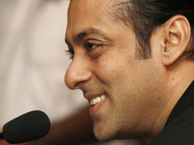 Salman Khan reached Jodhpur court. AFP