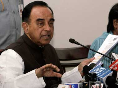 VVIP chopper scam: How did Swamy get access to 'sensitive' files, Congress seeks to know