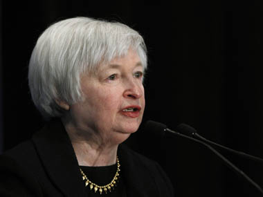 Federal Reserve Vice Chair Janet Yellen - Reuters
