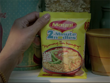 Maggi. Youtube Screengrab