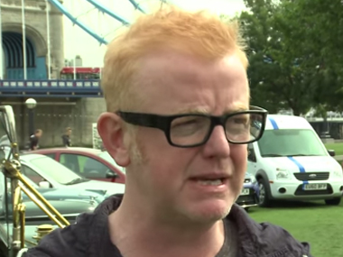 chris evans to replace jeremy clarkson as top gear host