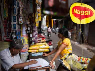 FSSAI has ordered the testing of fast food brands apart from Maggi. AFP
