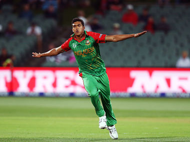 Taskin Ahmed and Arafat Sunny cleared to bowl after passing reassessment tests