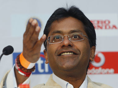 Lalit Modi mulling T20 league with retired overseas stars on BCCI's turf