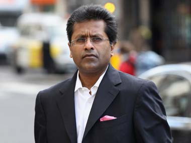 Lalit Modi is being unfairly singled out. Getty Sports