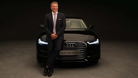 Audi India launches the A6 Matrix at Rs 495 lakh