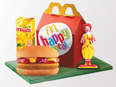 Mcdonalds happy meal igrača