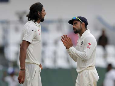 What happened in Sri Lanka is a thing of the past; prefer not to think about it: Ishant Sharma