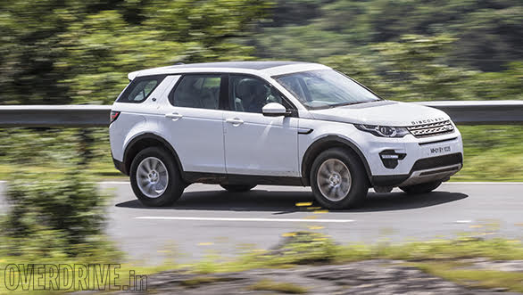 2015 land rover discovery sport road test review. Black Bedroom Furniture Sets. Home Design Ideas