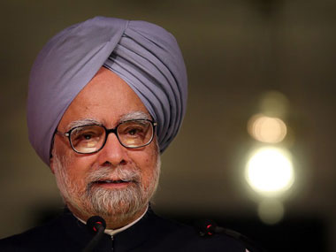 File image of former PM Manmohan Singh. AFP