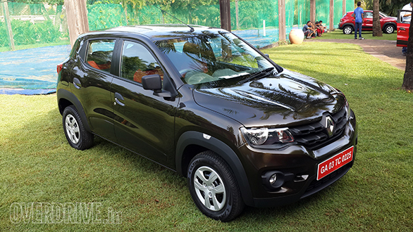 2015 renault kwid first drive review india. Black Bedroom Furniture Sets. Home Design Ideas