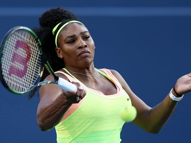 File picture of Serena Williams. Getty