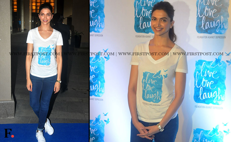Wondrous Deepika Padukone Launches Live Love Laugh Foundation To Help Those Hairstyles For Women Draintrainus