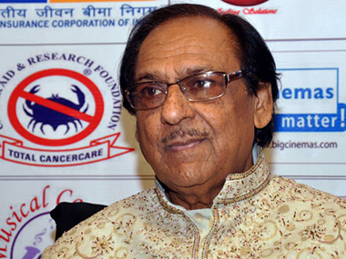 File photo of Ghulam Ali. Getty Images