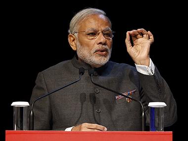 PM Narendra Modi. AP