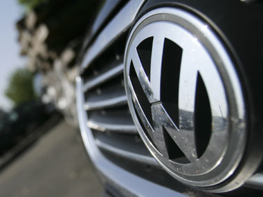Breather for Volkswagen. Reuters