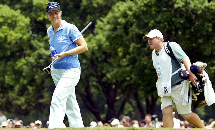 Annika Sorenstam's legacy is remarkable. Reuters