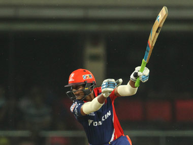 File picture of Shreyas Iyer. BCCI