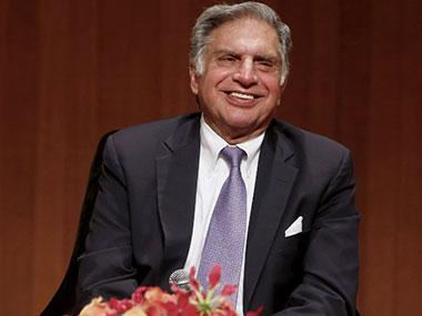 Ratan Tata. AFP