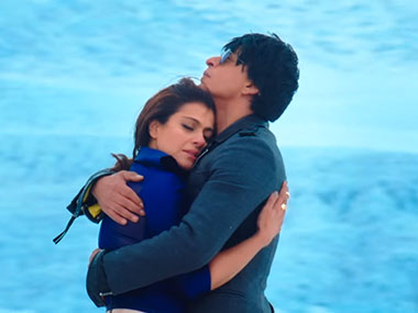 Dilwale. YouTube Screengrab