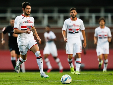 Alexandre Pato. Getty