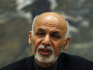 Afghanistan President Ashraf Ghani. Reuters