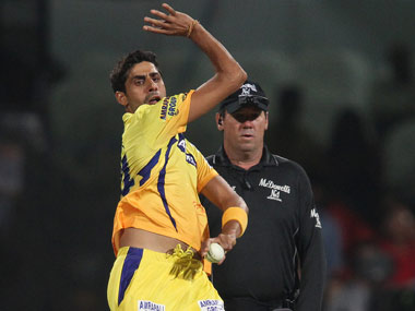 Ashish Nehra's good form with CSK in the IPL has earned him an India call-up after nearly 5 years. BCCI