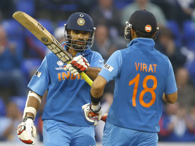 Perfect start in Perth: Dhawan, Kohli star; Sran impresses as India warm up with easy win