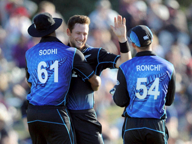 Guptill, Henry star as New Zealand seals series win over Sri Lanka
