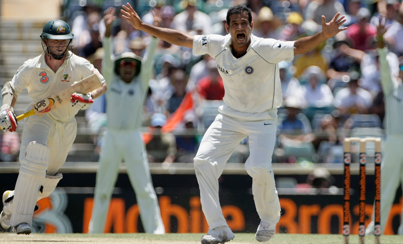 Beacuse I am leading the pack at the moment and bowling in difficult situations as well. So I am definitely a bowling all-rounder. But when I am going to bat I am thinking like a batsman as well: Irfan Pathan. Getty Images