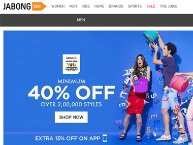 90166f10a31 Jabong makes two key appointments