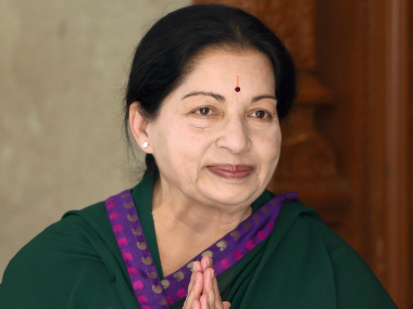 Jaya case comes up for hearing in SC on Jan 8/ PTI