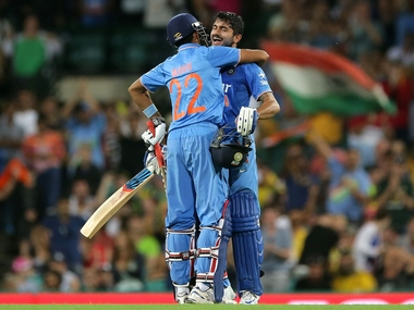 Manish Pandey showed fantastic temperament, emerged India's hero: Ayaz Memon analyses Sydney ODI