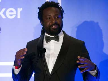 Marlon James. Reuters