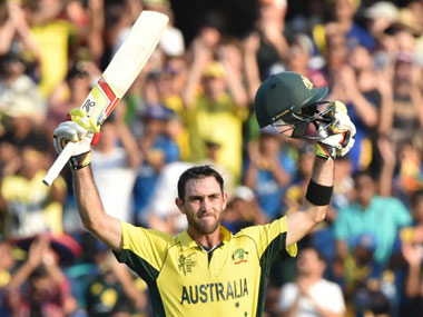 Maxwell, Australia's ODI Player of the Year, credits Stephen Fleming for career turnaround