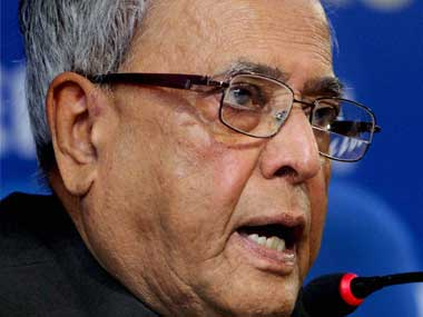 President's rule imposed in Arunachal: What Pranab  Mukherjee's assent was based on