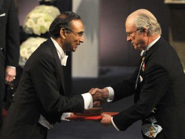 Nobel laureate Venkatraman Ramakrishnan. AFP
