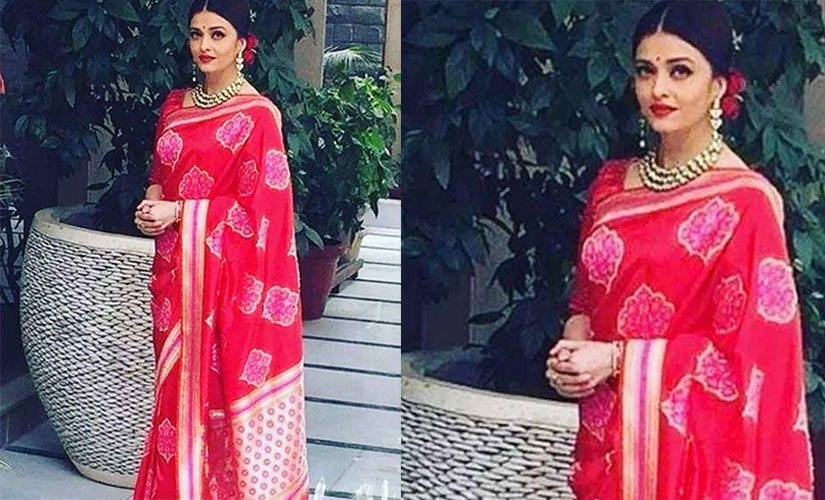 Image result for AISHWARYA RAI BACHCHAN IN SAREE