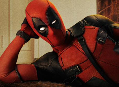 Deadpool. Twitter @IGN